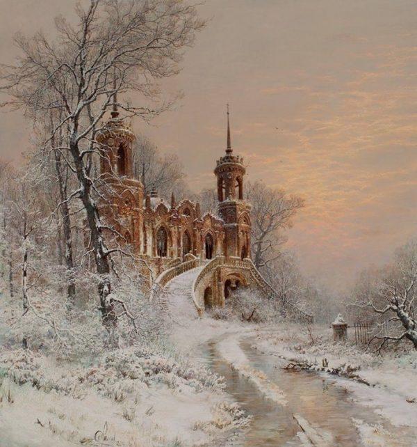 художник Павел Астаулов картины – 15