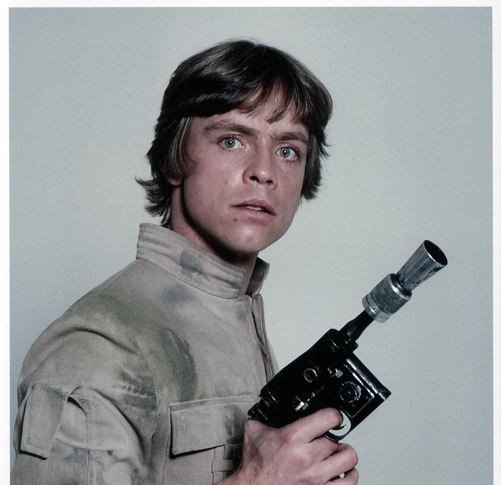 luke skywalker actor