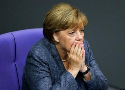 Меркель подняла Европу на войну с США
