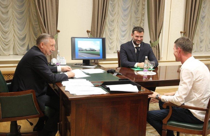 Беглов рассказал о подготовке к Культурному форуму в Петербурге