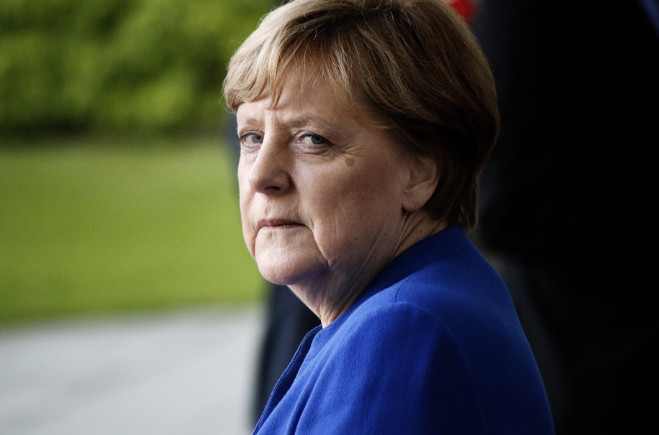 Крах канцлера Германии Ангелы Меркель отложен на 2 недели