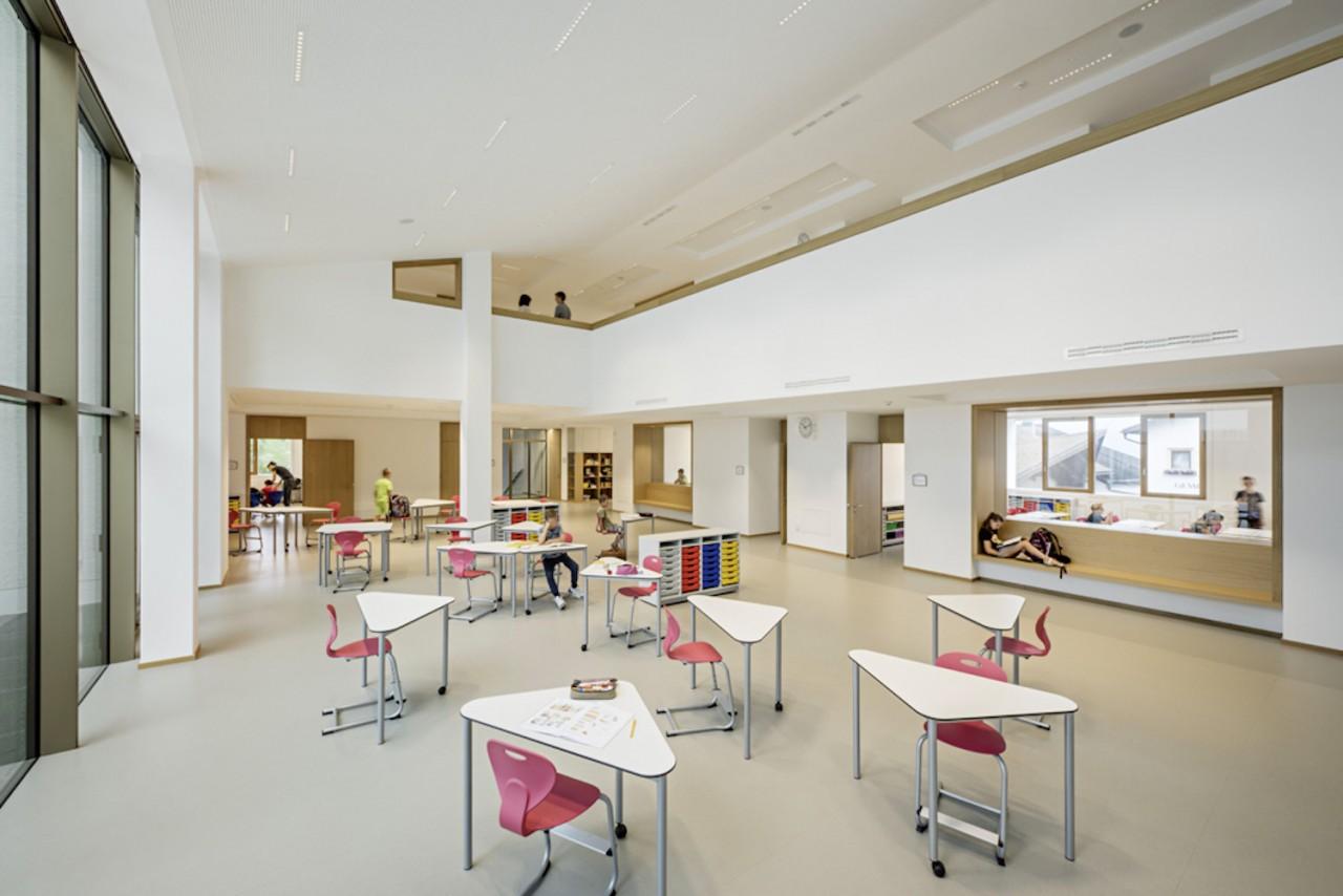 Как выглядит итальянский детский учебный комплекс
