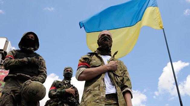 Бойцы «Правого сектора» убили украинских военных