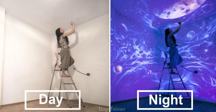 Как художница из Венгрии создает шедевры