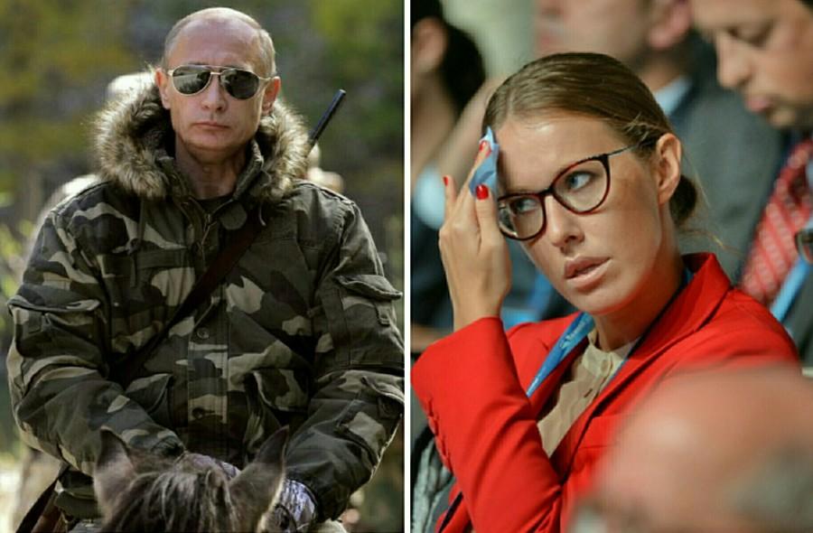 Владимир Путин снимет свою к…