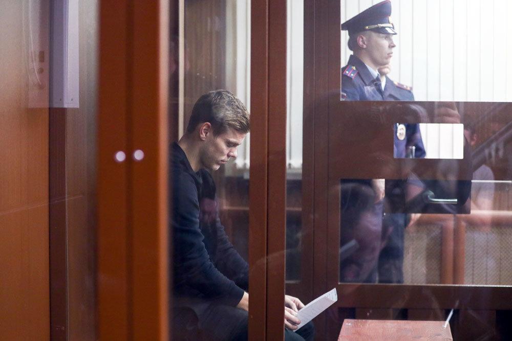 Суд избрал меру пресечения Кокорину и Мамаеву