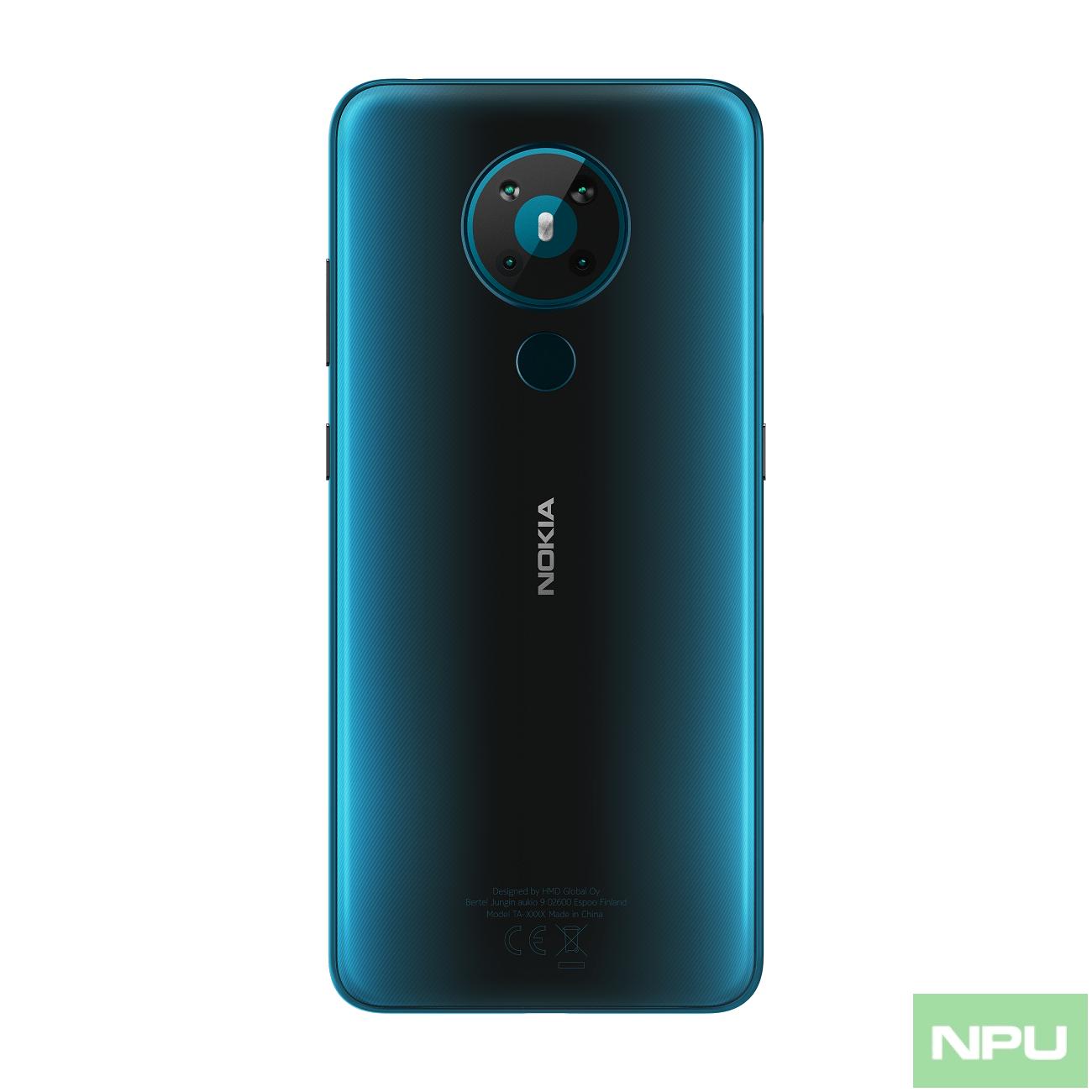 Инсайдеры раскрыли подробности о среднебюджетном Nokia 6.3 новости,смартфон,статья