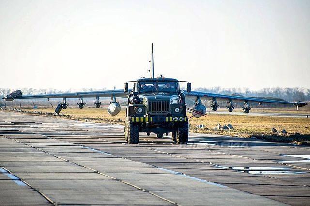 """Первое фото новейшего летающего """"Урала"""""""