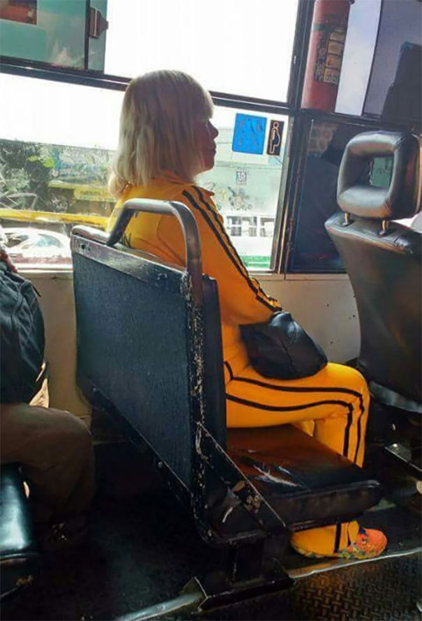 She Is Going To Kill Bill