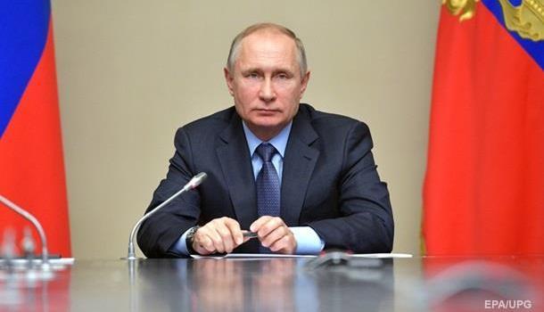 Путин: США финансировали госпереворот на Украине