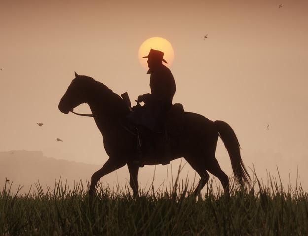 В Red Dead Redemption 2 будет режим «Королевской битвы»