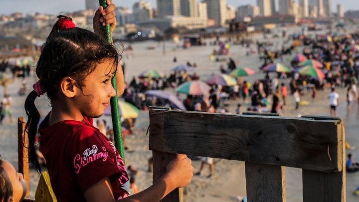 Американцы пытаются купить Палестину. Дёшево.