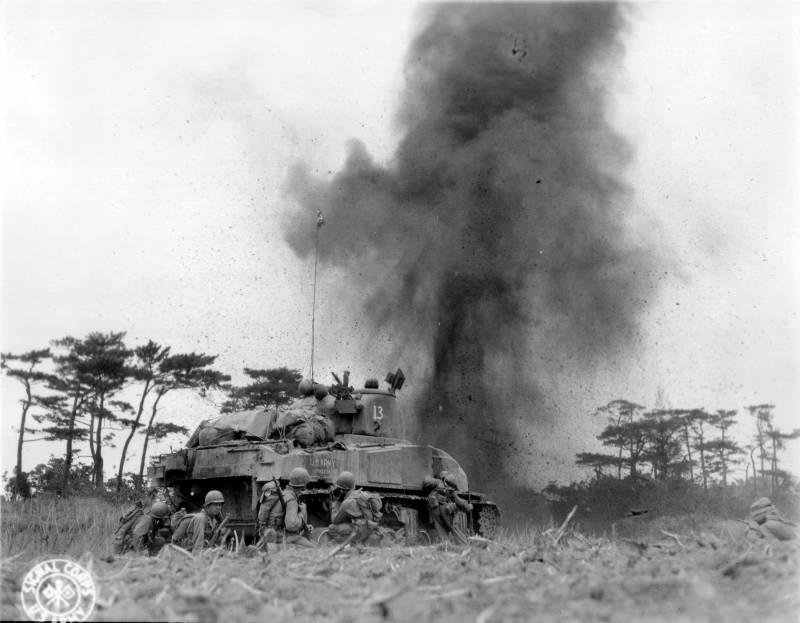 Противотанковые средства японской пехоты во Второй мировой войне