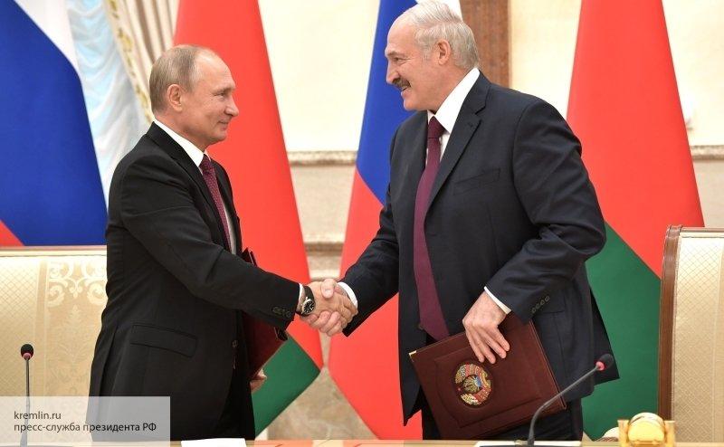 Украина останется без газа и топлива: Путин дал наказ Лукашенко закрыть кран