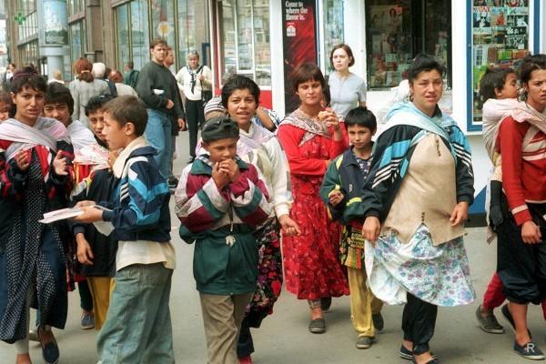 Почему цыгане болеют реже всех народов на планете болезни,здоровье,народы,цыгане