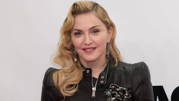 Мадонна трогательно поздрави…