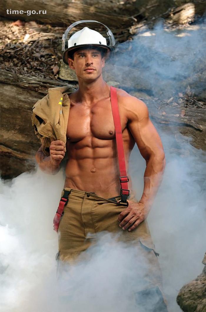 Австралийские пожарные разде…