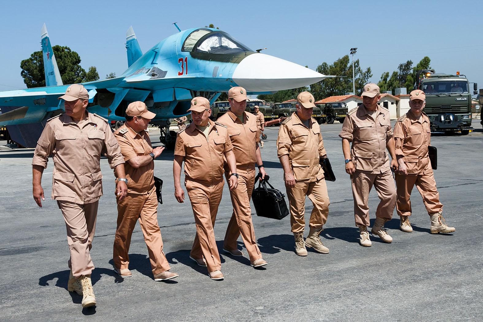Сверхсекретный удар России обескуражил США сирия