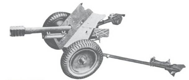 Трофейные немецкие пехотные орудия на службе в РККА оружие