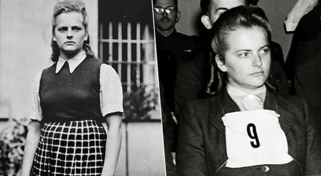 -Настоящая арийка-: история самой жестокой женщины СС