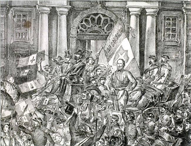 Каморра: мифы и реальность история