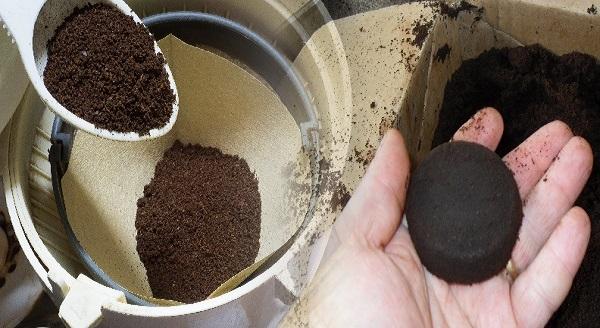 Не выбрасывайте кофейную гущу — 10 гениальных способов ее повторного использования