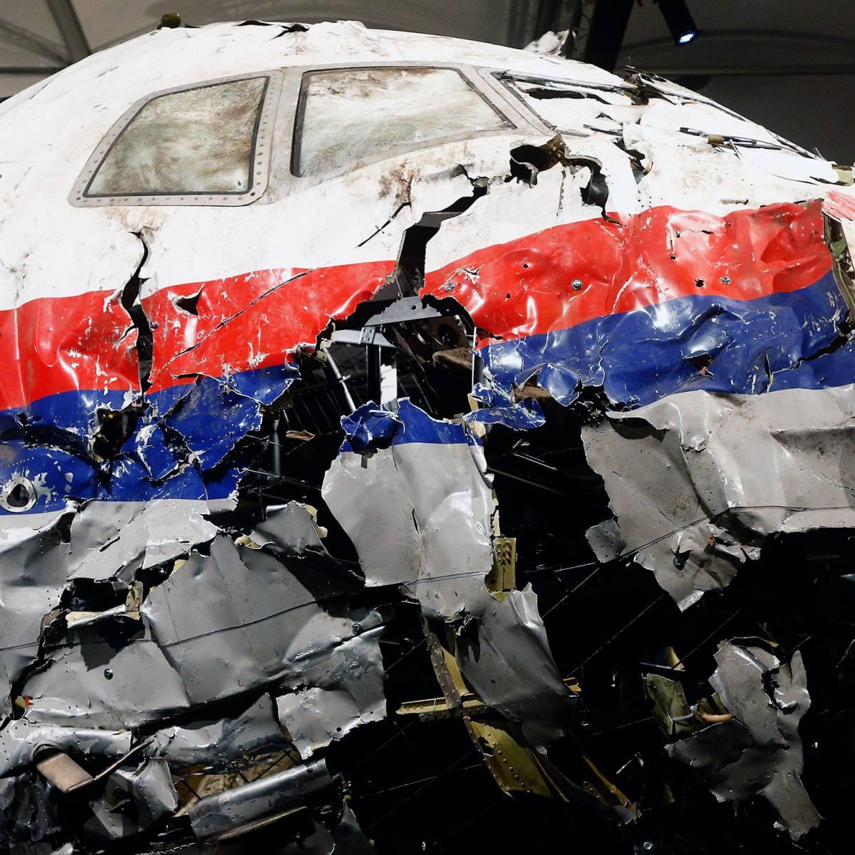 Крушение МН17: Голландия изу…