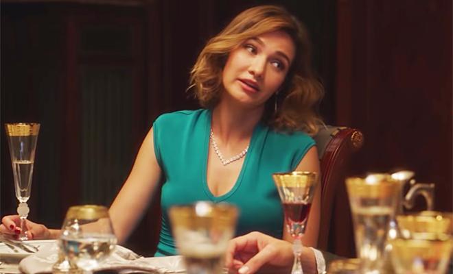 The Romanoffs: Евгения Брик в первом трейлере американского сериала о современных потомках Романовых