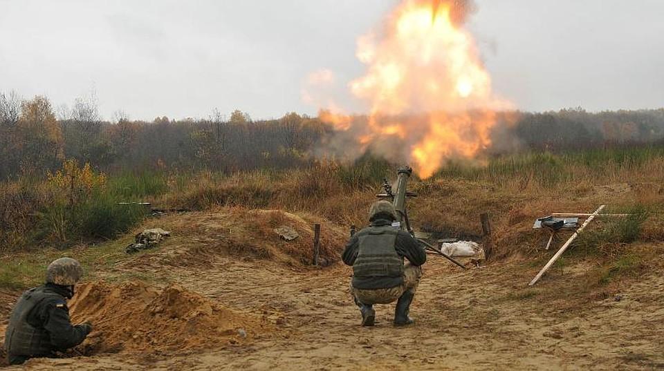 Военнослужащие ДНР проредили число киевских боевиков