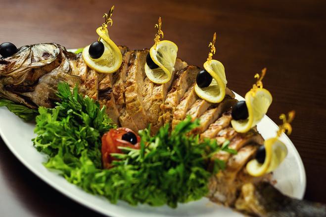 Национальные еврейские блюда