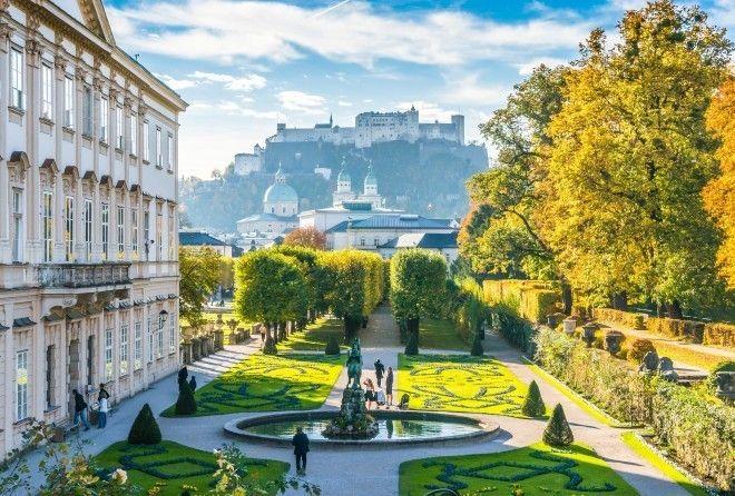 12 веских причин посетить Австрию
