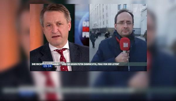 Бундестаг в шоке от явки на выборы, а на TV выяснили, что вместо страданий от санкций русские громко смеются