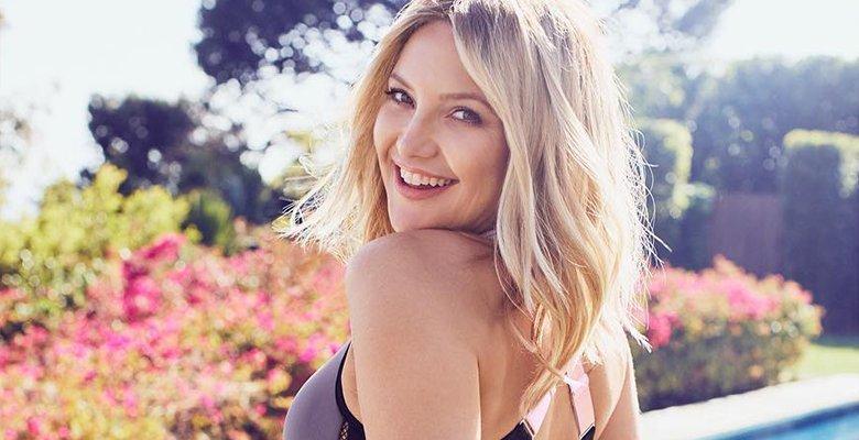 Беременная Кейт Хадсон похва…