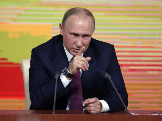 Путин: пошедшие на поводу у США страны сами начали страдать