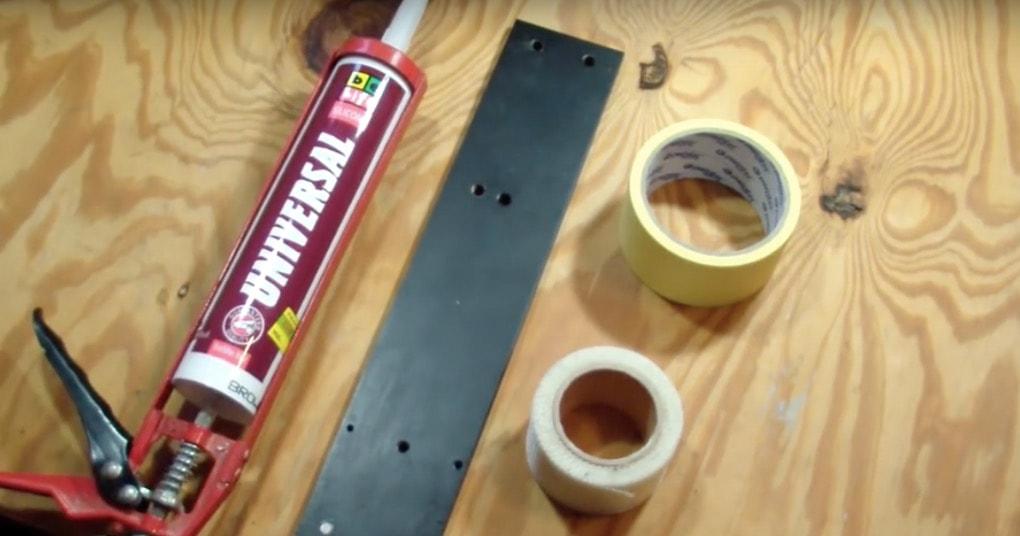 Обычный герметик сможет помочь усовершенствовать множество вещей и предметов