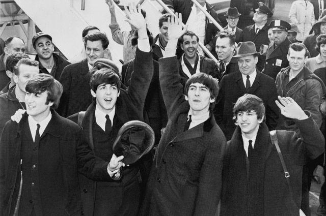 В Японии найдены неизвестные фотографии The Beatles