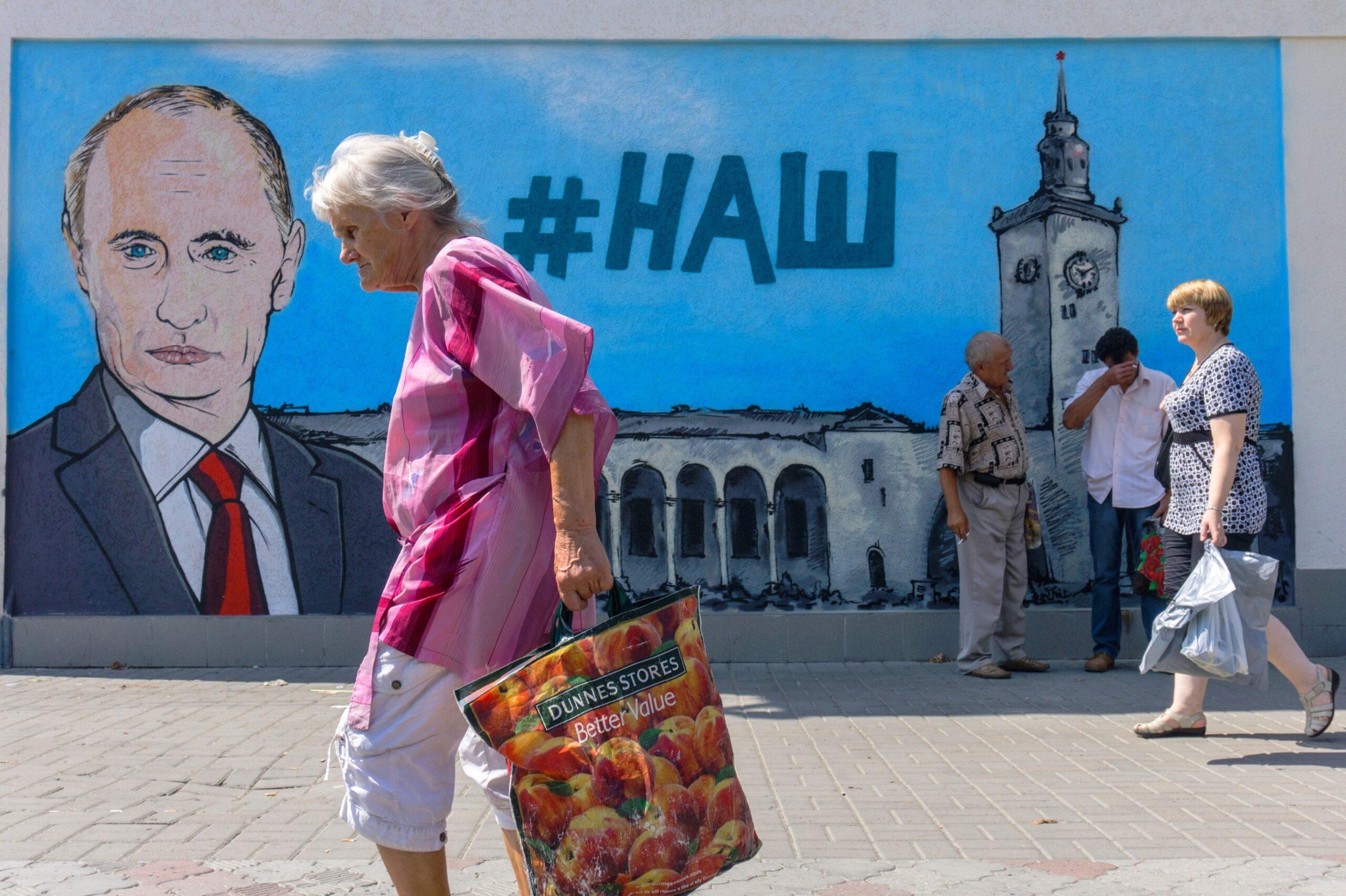 Американский журналист выяснил, действительно ли в Крыму «нет еды» Журналист,Крым,Мнения,Иностранцы,Поездка,США