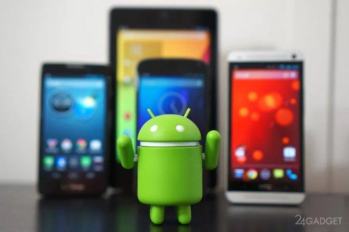 Google заставит производителей устройств платить за свои приложения
