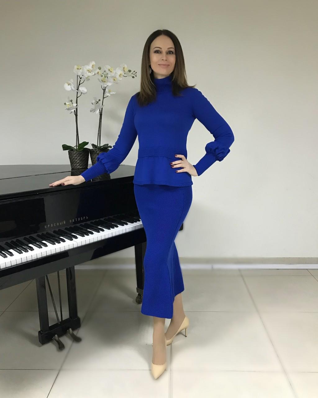 После развода Ирина Безрукова словно расцвела