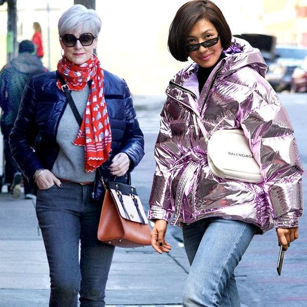 Восемь модных курток для жен…