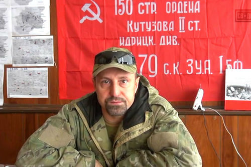 Ходаковский планирует баллотироваться на пост главы ДНР?