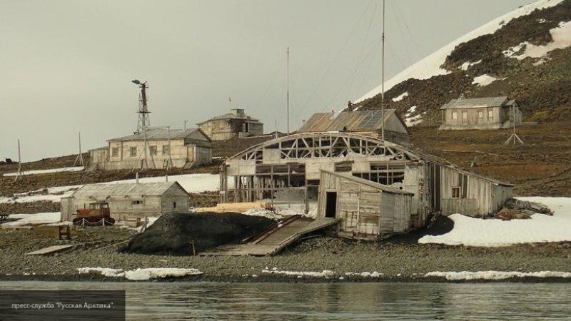 В ангаре для самолётов полярной станции Бухта Тихая появится музей
