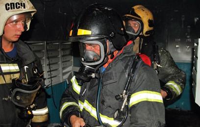 Число пострадавших при пожаре в Саратове возросло до 6