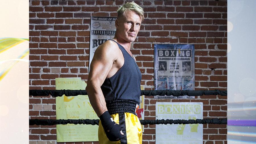 Фитнес от звезды: тренировка Дольфа Лундгрена