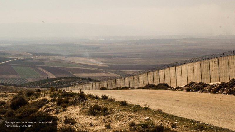 Анкара стягивает бронетехнику на границу с САР