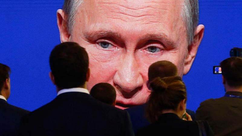 """Путин - Западу: """"Заварили ка…"""