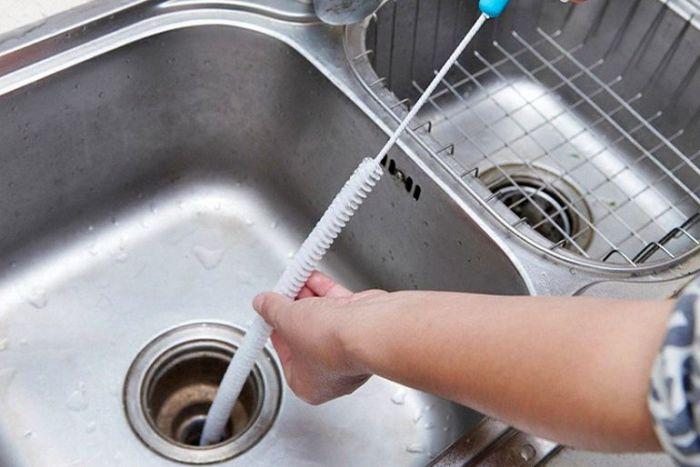 Как прочистить засор в раковине своими силами советы
