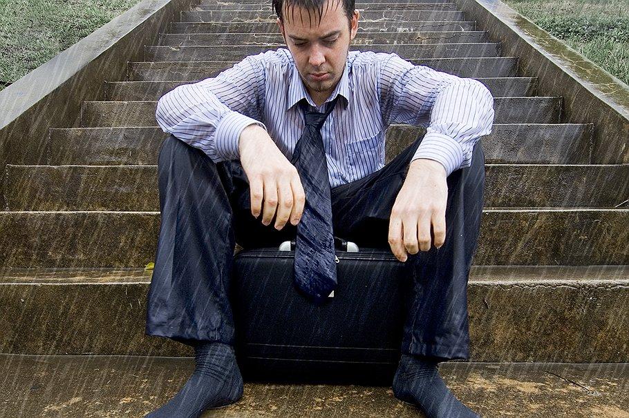 «Мужчины тоже плачут» или кризис среднего возраста у джентльменов