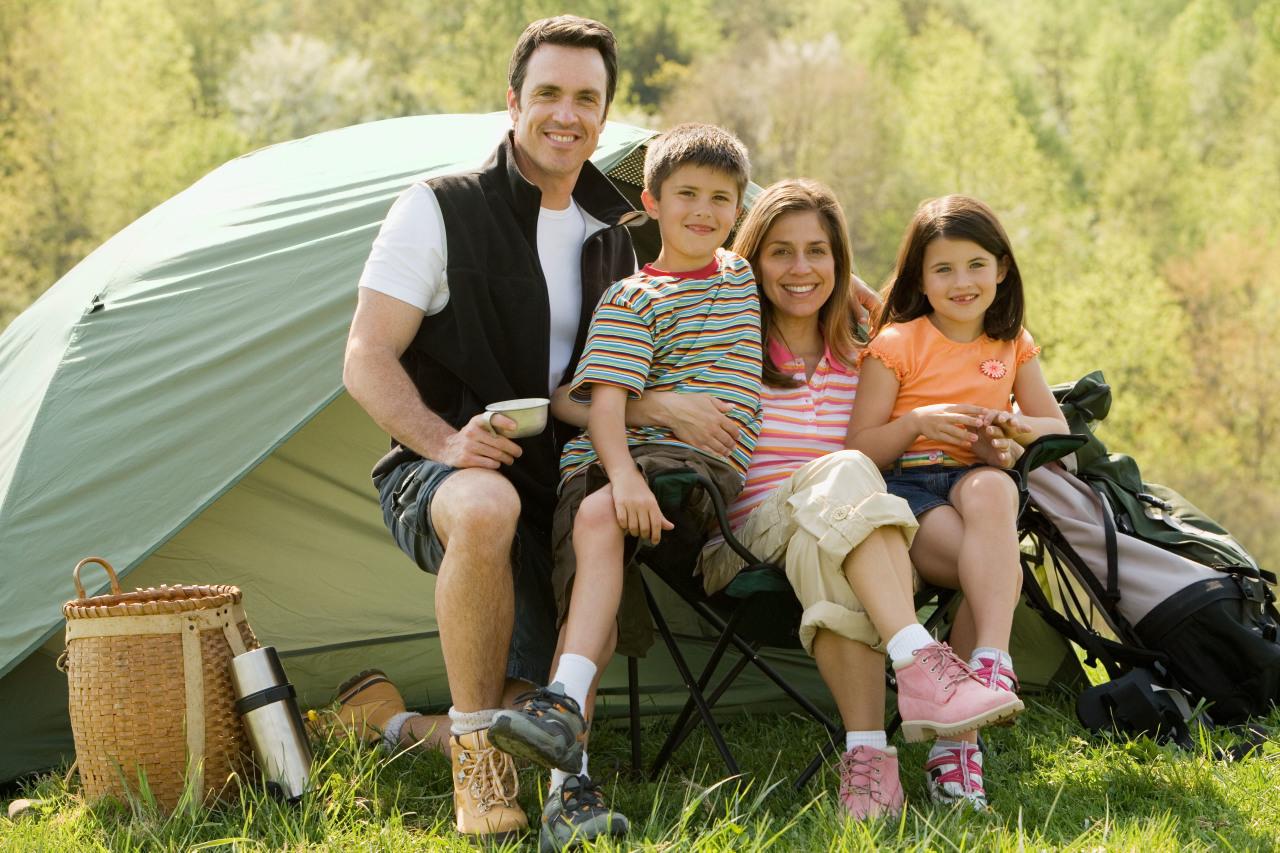 Как лучше отдыхать: всей семьей или по отдельности?