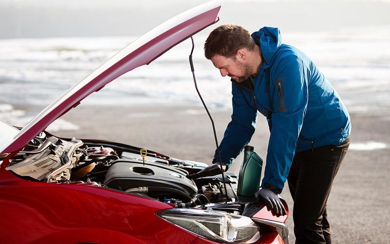 Какое масло взять для зимы — 0W‑30 или 0W‑40 автомобили,водители